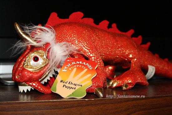 Folkmanis дракон 2357