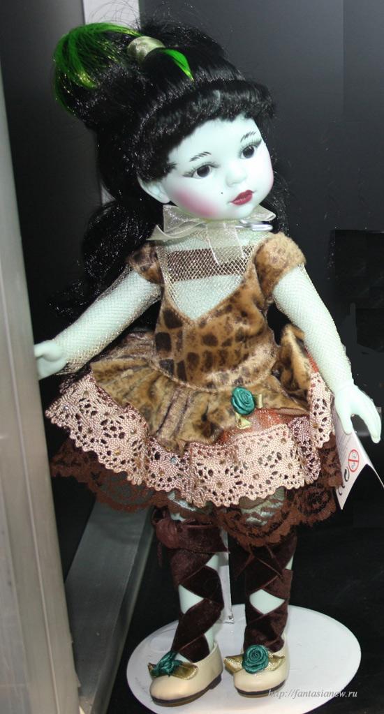 489 Paola Reina Кукла Ведьмочка