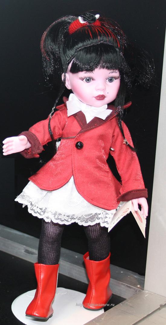 490 Paola Reina Кукла Ведьмочка
