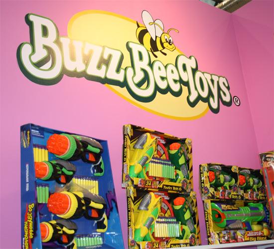 бластеры BuzBeeToys